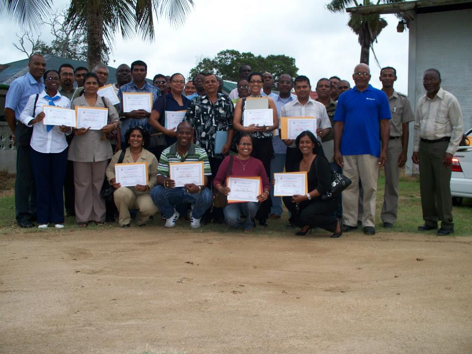 District Seminar Nickerie (2009)
